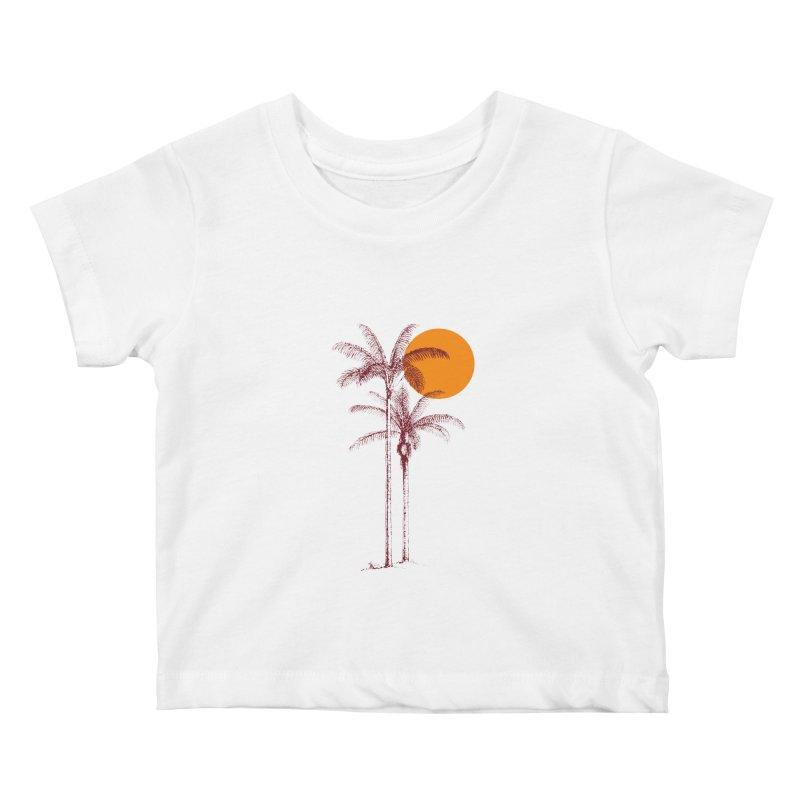 take a nap Kids Baby T-Shirt by sustici's Artist Shop