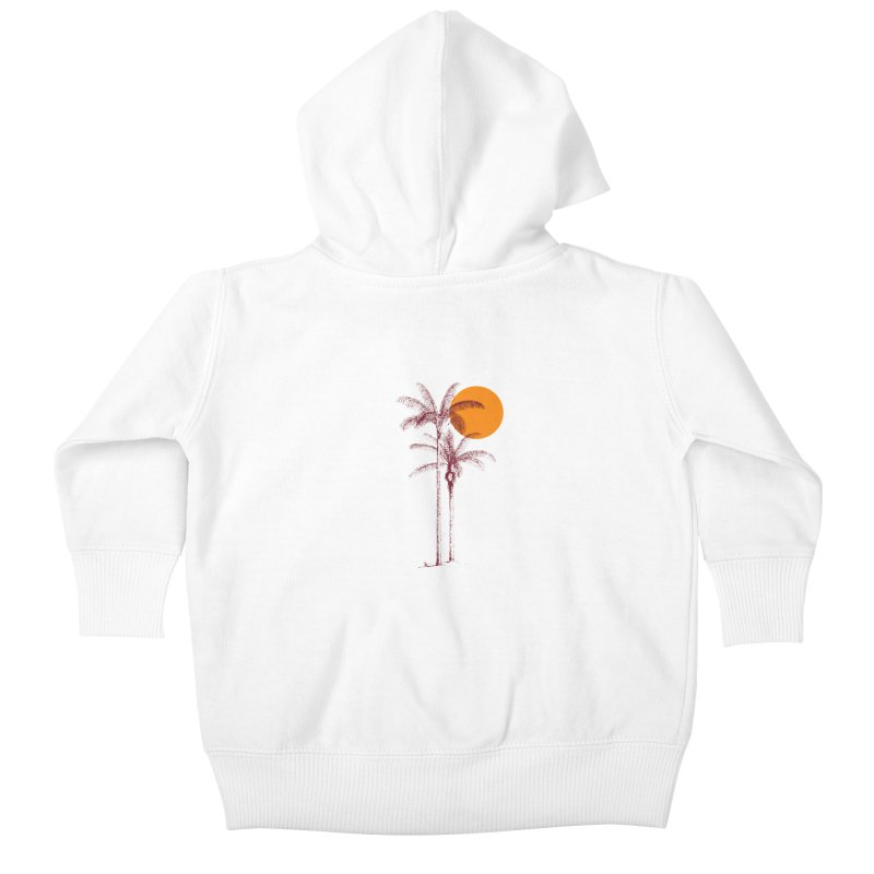 take a nap Kids Baby Zip-Up Hoody by sustici's Artist Shop