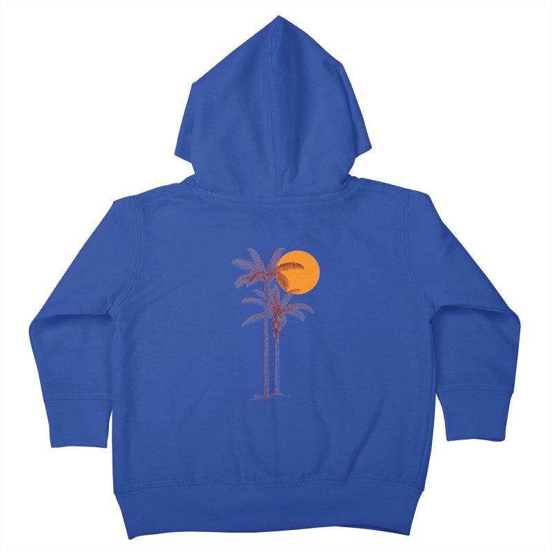 take a nap Kids Toddler Zip-Up Hoody by sustici's Artist Shop