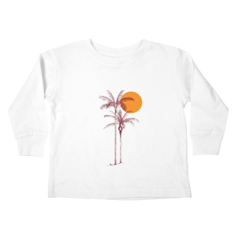take a nap Kids Toddler Longsleeve T-Shirt by sustici's Artist Shop