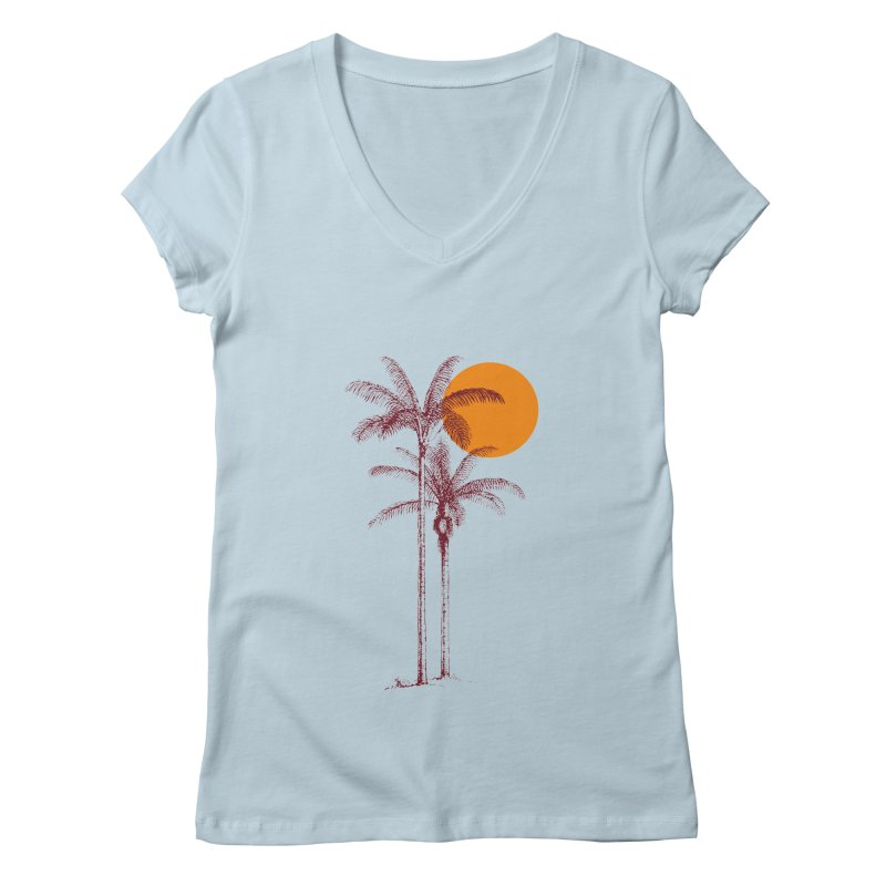 take a nap Women's Regular V-Neck by sustici's Artist Shop