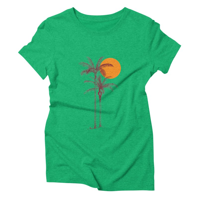 take a nap Women's Triblend T-Shirt by sustici's Artist Shop