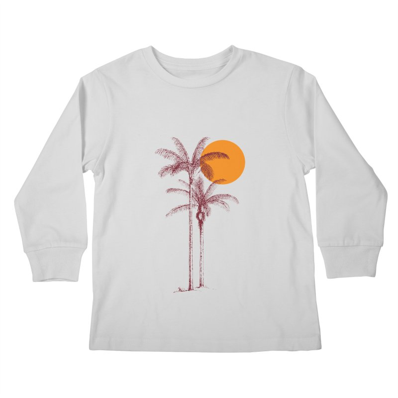 take a nap Kids Longsleeve T-Shirt by sustici's Artist Shop