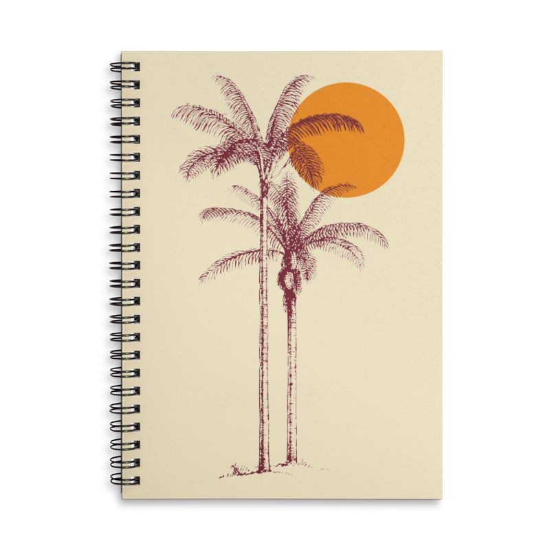 take a nap Accessories Lined Spiral Notebook by sustici's Artist Shop