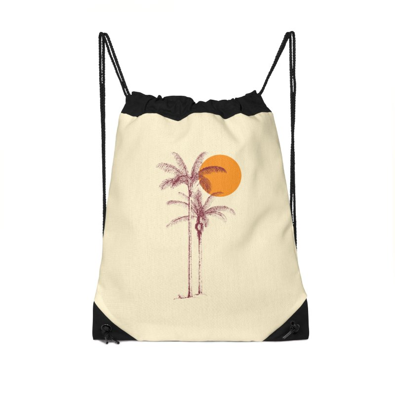 take a nap Accessories Drawstring Bag Bag by sustici's Artist Shop