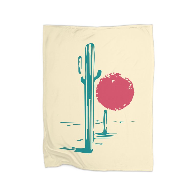 I'm thirsty Home Blanket by sustici's Artist Shop