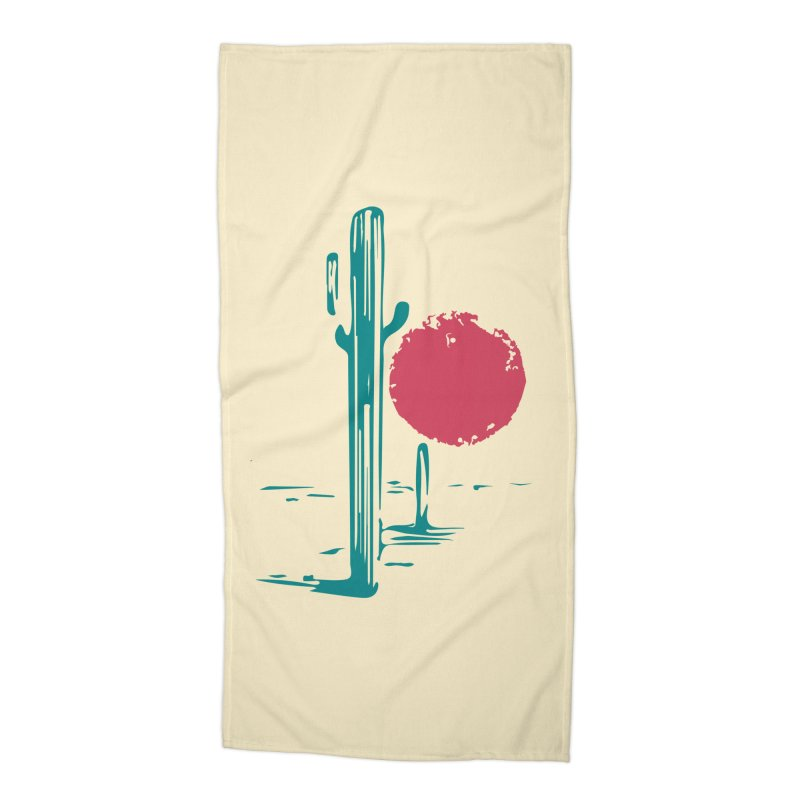 I'm thirsty Accessories Beach Towel by sustici's Artist Shop