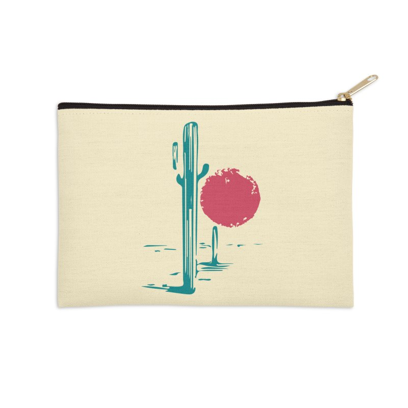 I'm thirsty Accessories Zip Pouch by sustici's Artist Shop
