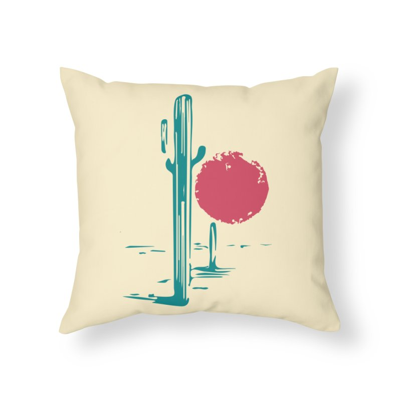 I'm thirsty Home Throw Pillow by sustici's Artist Shop