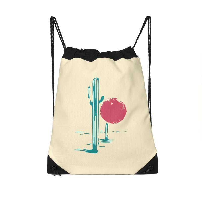 I'm thirsty Accessories Drawstring Bag Bag by sustici's Artist Shop