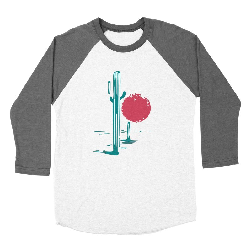 I'm thirsty Women's Baseball Triblend Longsleeve T-Shirt by sustici's Artist Shop