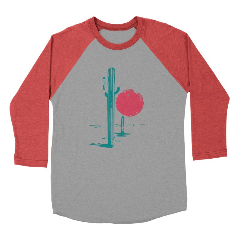 I'm thirsty Women's Baseball Triblend Longsleeve T-Shirt by sustici's Artist Shop