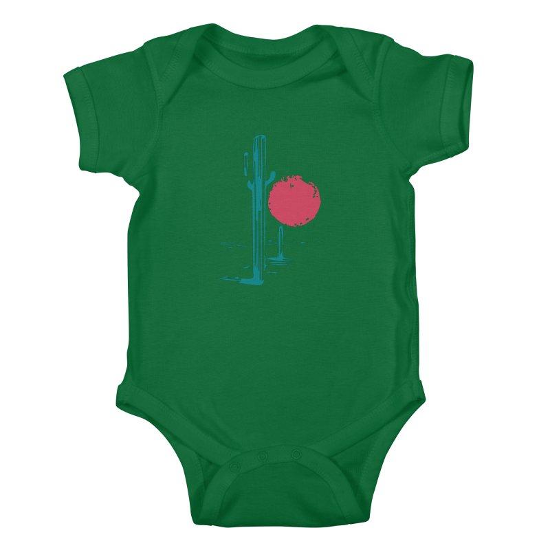 I'm thirsty Kids Baby Bodysuit by sustici's Artist Shop