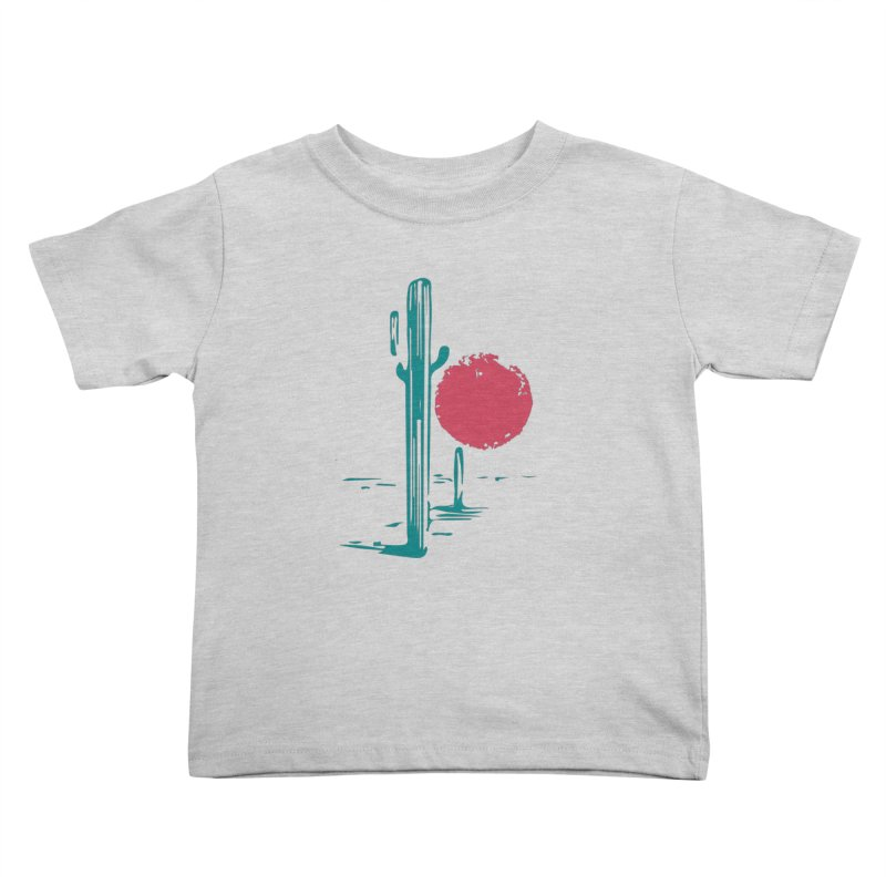 I'm thirsty Kids Toddler T-Shirt by sustici's Artist Shop