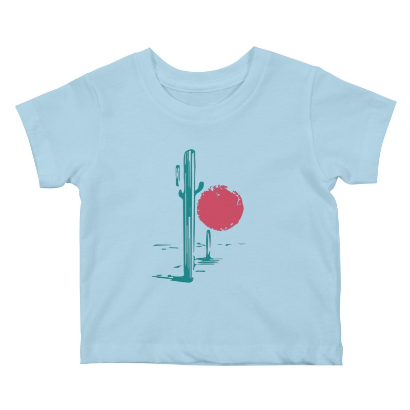 I'm thirsty Kids Baby T-Shirt by sustici's Artist Shop
