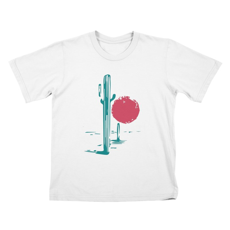 I'm thirsty Kids T-Shirt by sustici's Artist Shop