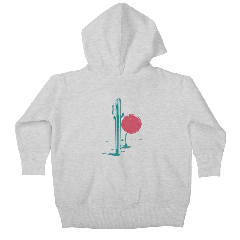I'm thirsty Kids Baby Zip-Up Hoody by sustici's Artist Shop
