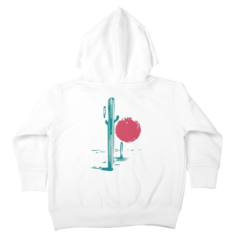 I'm thirsty Kids Toddler Zip-Up Hoody by sustici's Artist Shop