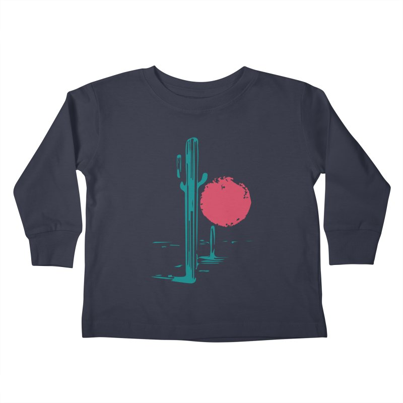I'm thirsty Kids Toddler Longsleeve T-Shirt by sustici's Artist Shop