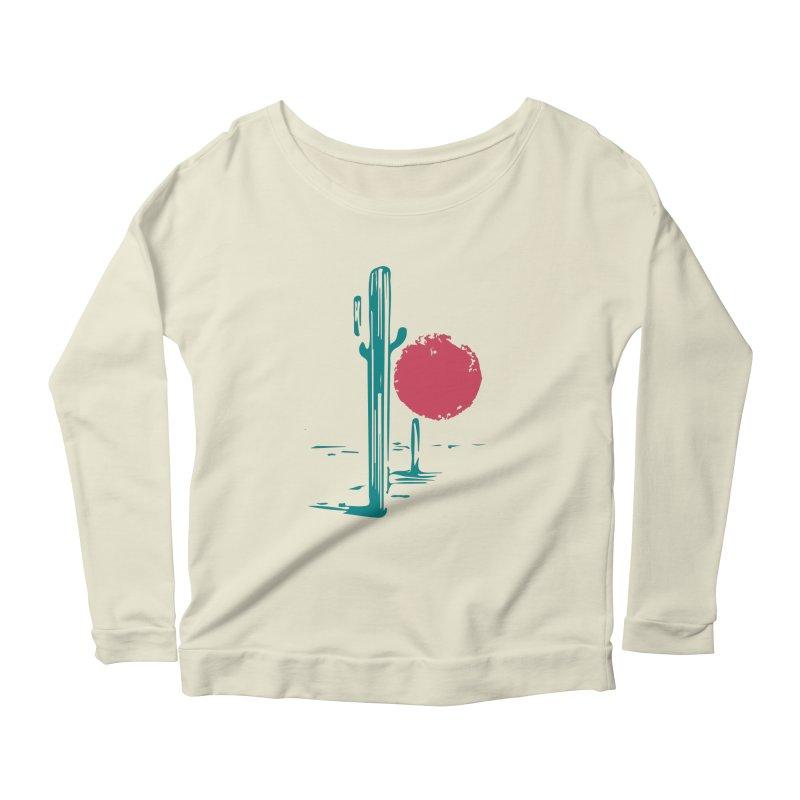 I'm thirsty Women's Scoop Neck Longsleeve T-Shirt by sustici's Artist Shop