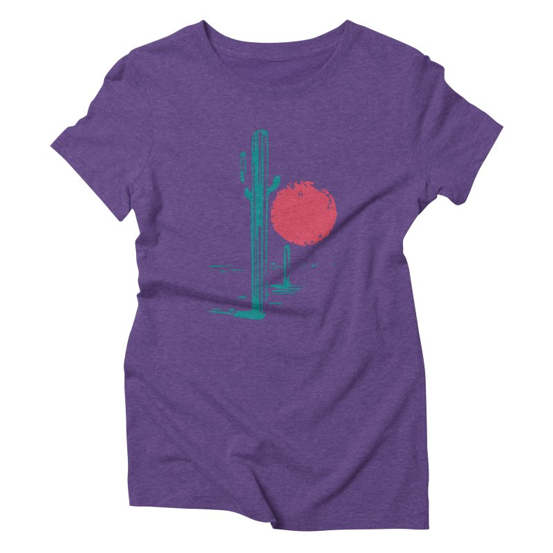 I'm thirsty Women's Triblend T-Shirt by sustici's Artist Shop