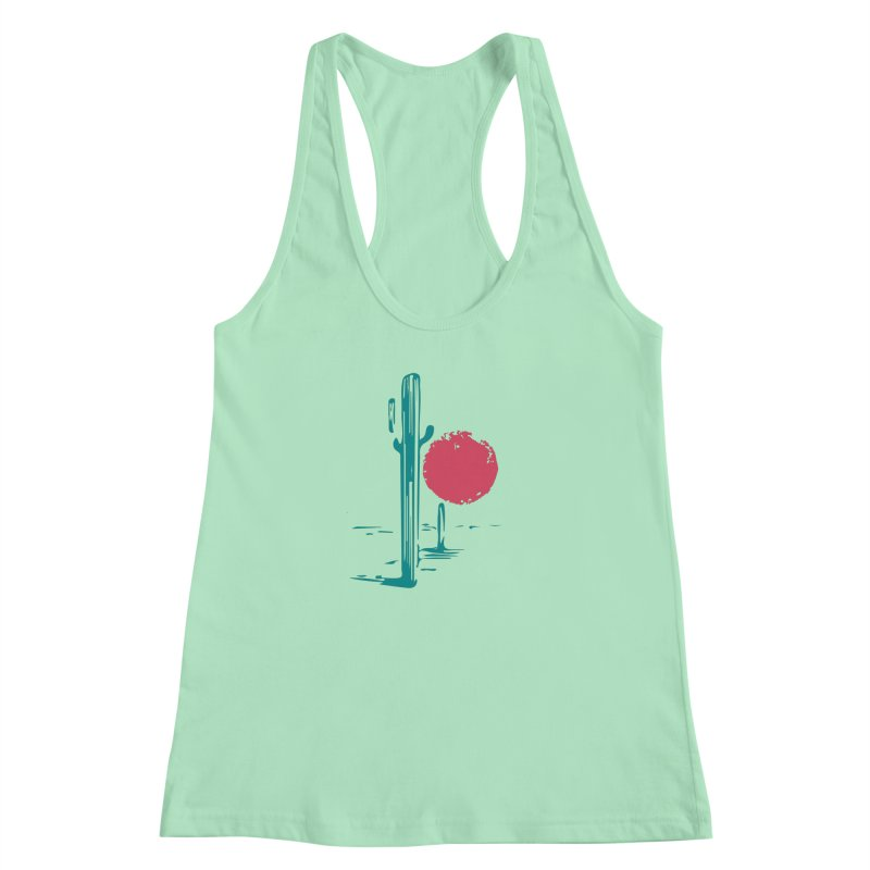 I'm thirsty Women's Racerback Tank by sustici's Artist Shop