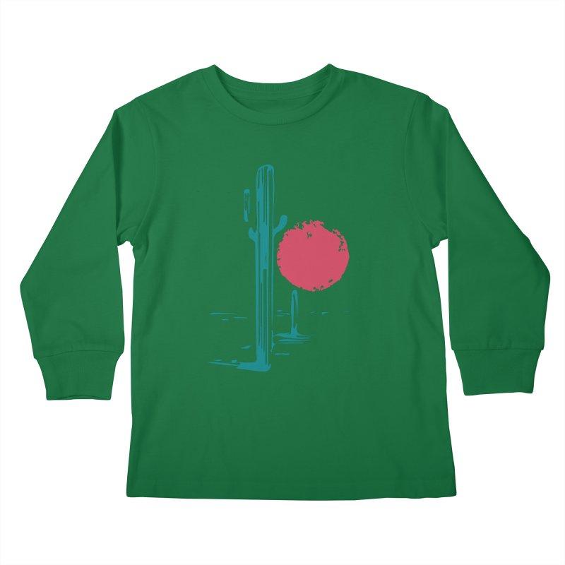 I'm thirsty Kids Longsleeve T-Shirt by sustici's Artist Shop