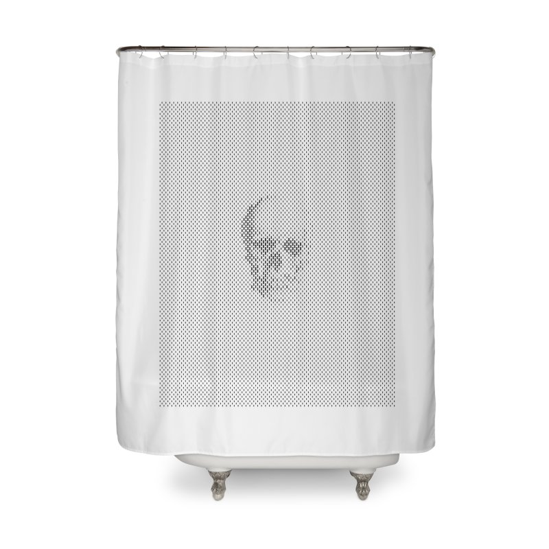 Sku// Home Shower Curtain by sustici's Artist Shop