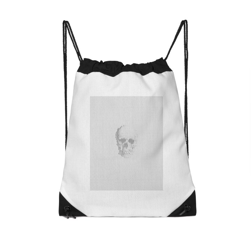 Sku// Accessories Drawstring Bag Bag by sustici's Artist Shop