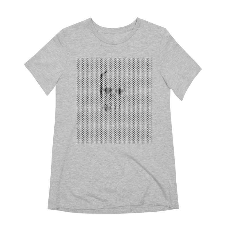 Sku// Women's Extra Soft T-Shirt by sustici's Artist Shop