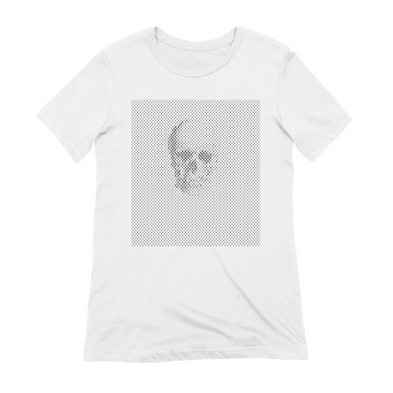 Sku// Women's Extra Soft T-Shirt by sustici's Artist Shop