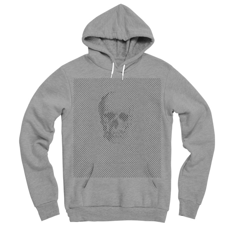 Sku// Men's Sponge Fleece Pullover Hoody by sustici's Artist Shop