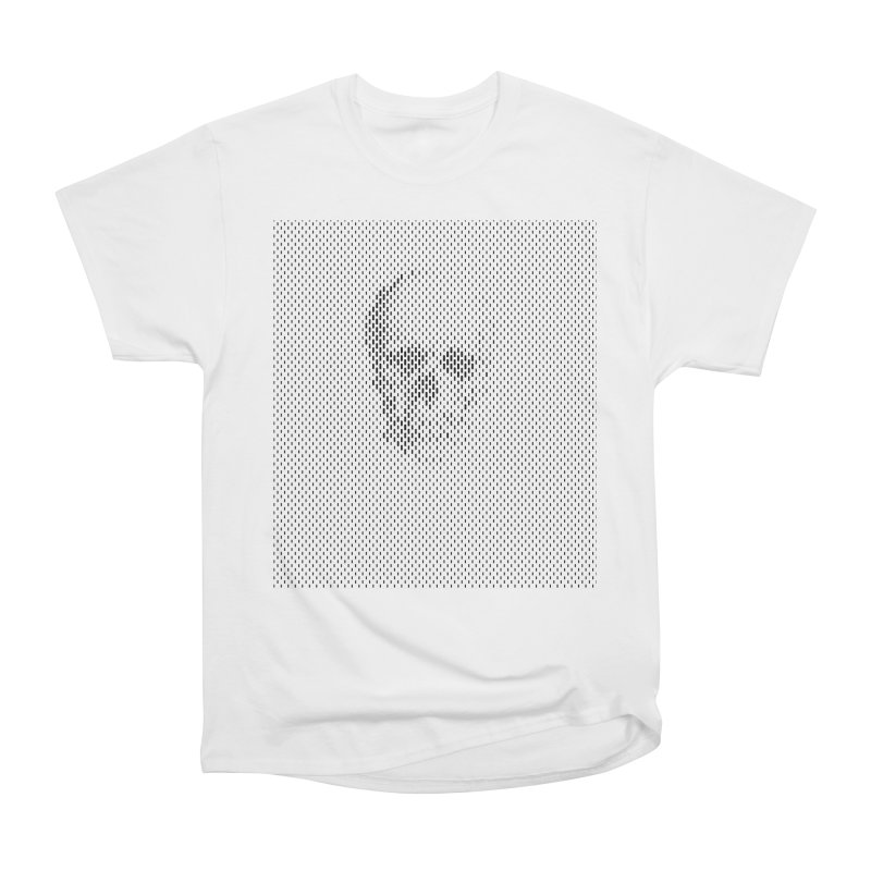 Sku// Women's Heavyweight Unisex T-Shirt by sustici's Artist Shop