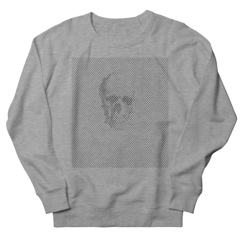 Sku// Women's French Terry Sweatshirt by sustici's Artist Shop