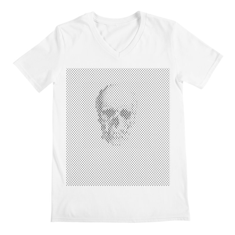 Sku// Men's V-Neck by sustici's Artist Shop
