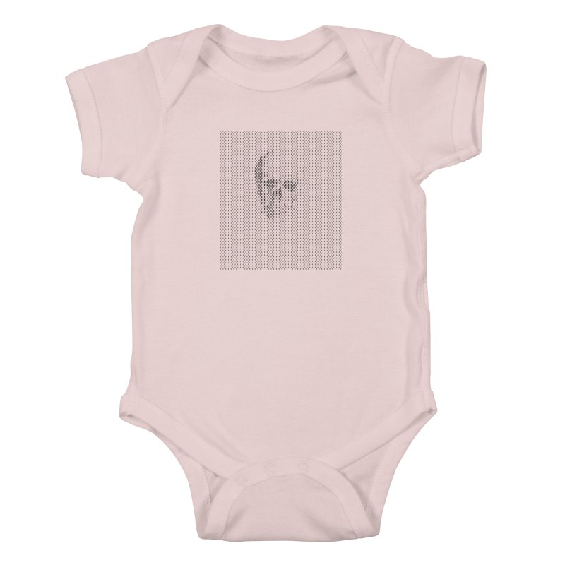 Sku// Kids Baby Bodysuit by sustici's Artist Shop