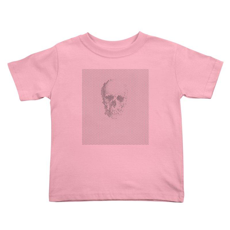 Sku// Kids Toddler T-Shirt by sustici's Artist Shop