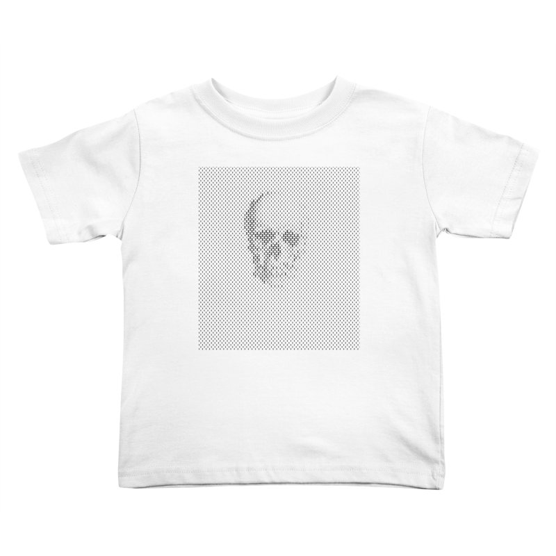 Sku// Kids Toddler T-Shirt by sustici's Artist Shop