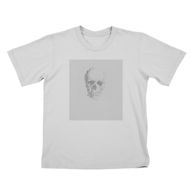 Sku// Kids T-Shirt by sustici's Artist Shop