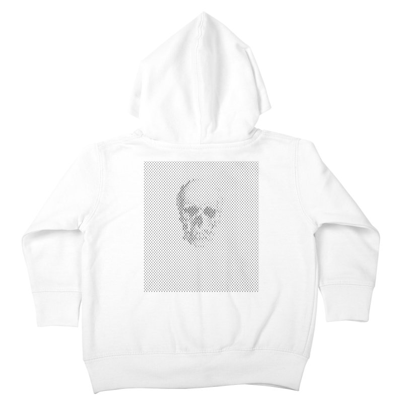Sku// Kids Toddler Zip-Up Hoody by sustici's Artist Shop