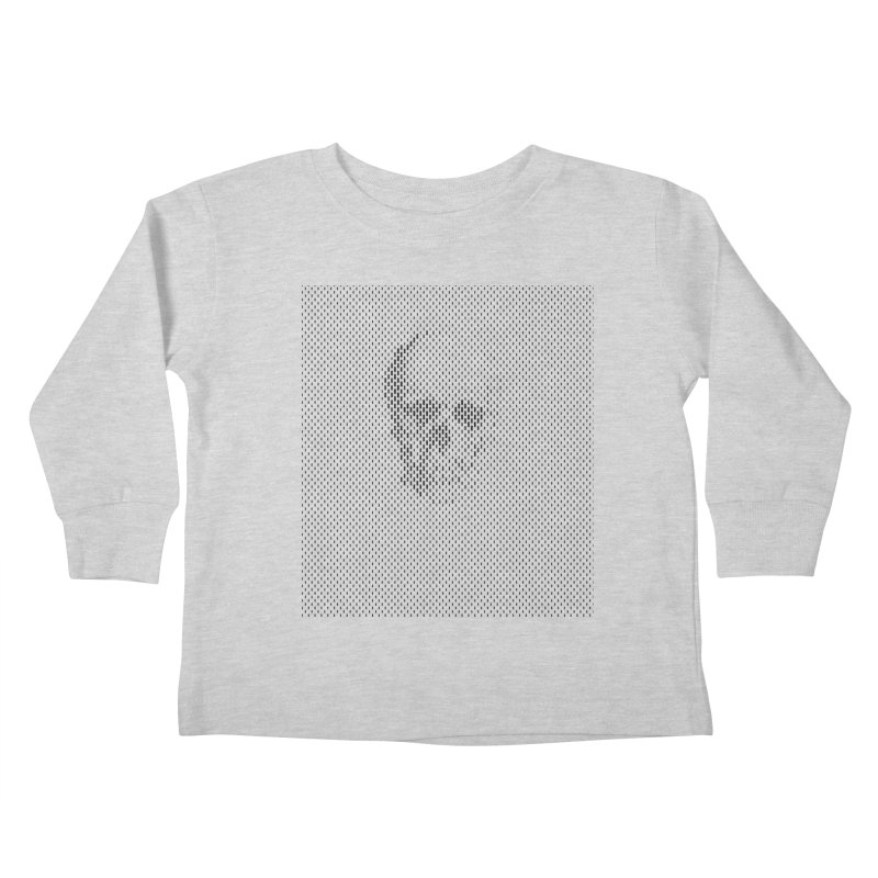 Sku// Kids Toddler Longsleeve T-Shirt by sustici's Artist Shop