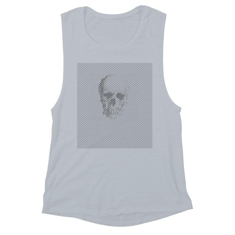 Sku// Women's Muscle Tank by sustici's Artist Shop