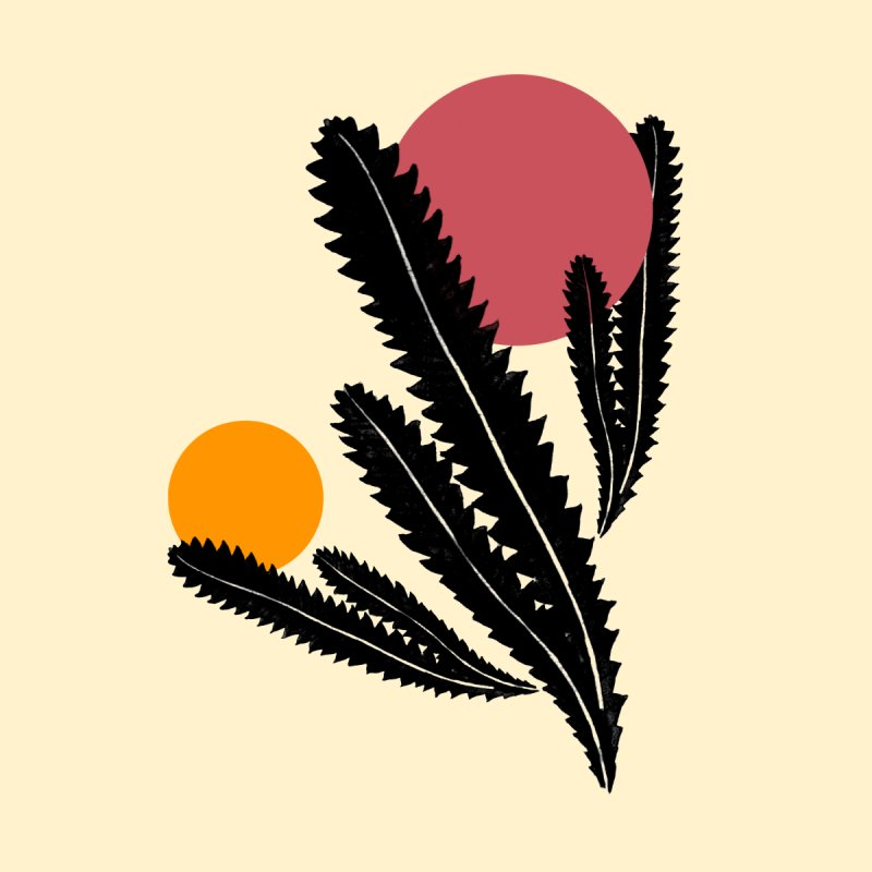 Prickly Plant by sustici's Artist Shop