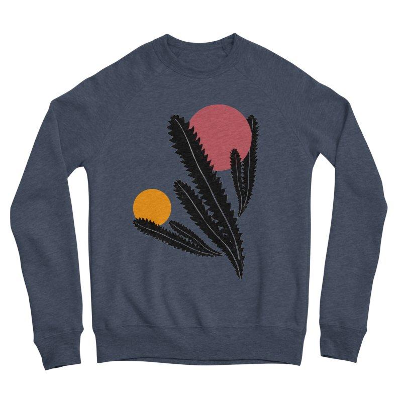Prickly Plant Women's Sponge Fleece Sweatshirt by sustici's Artist Shop