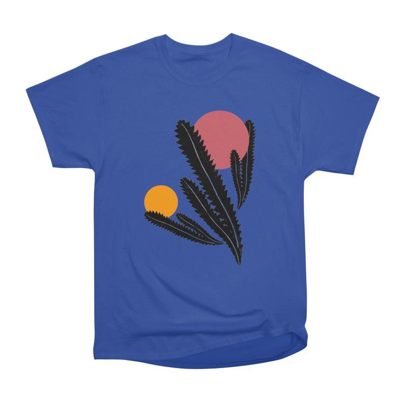 Prickly Plant Women's Heavyweight Unisex T-Shirt by sustici's Artist Shop