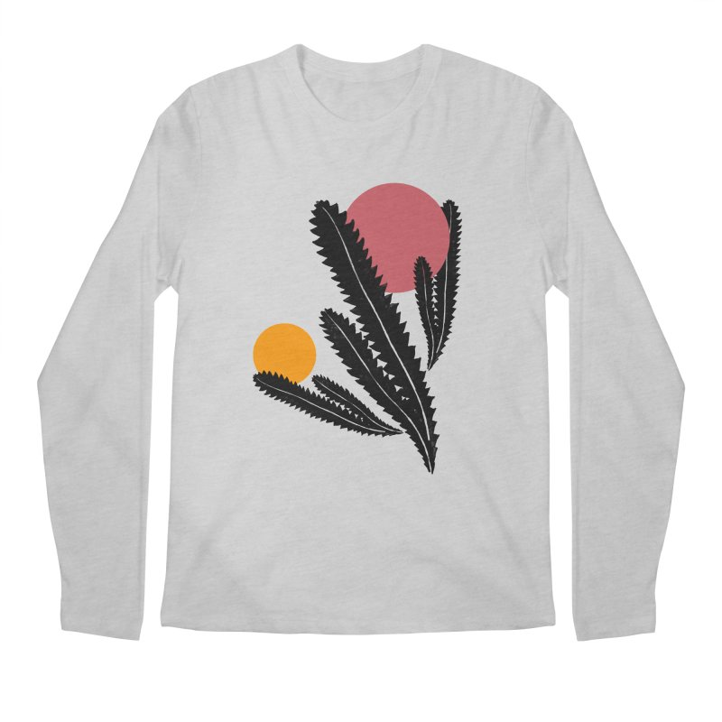 Prickly Plant Men's Regular Longsleeve T-Shirt by sustici's Artist Shop