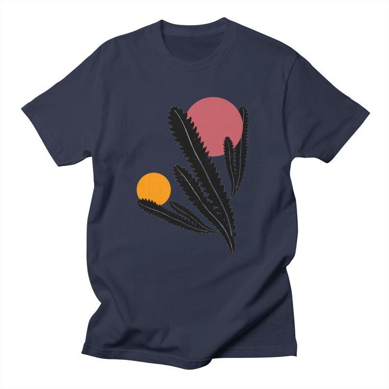 Prickly Plant Men's Regular T-Shirt by sustici's Artist Shop