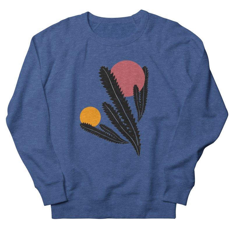 Prickly Plant Women's Sweatshirt by sustici's Artist Shop