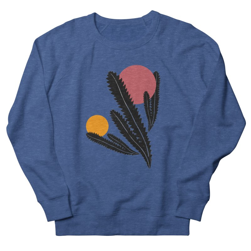 Prickly Plant Men's Sweatshirt by sustici's Artist Shop