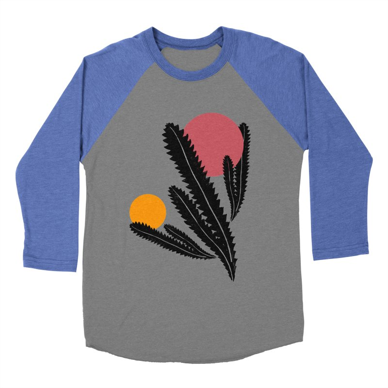 Prickly Plant Women's Longsleeve T-Shirt by sustici's Artist Shop